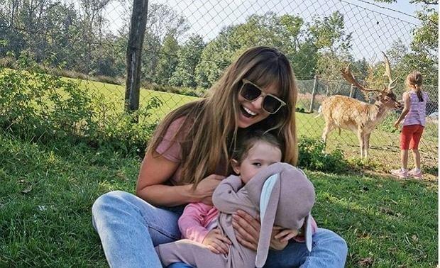 Anna Lewandowska pokazała zdjęcie córki. Fanka zauważyła zabawny szczegół
