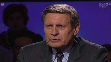 Leszek Balcerowicz w programie Tomasz Lis na żywo