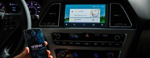 Hyundai wygrał wyścig po system Android Auto