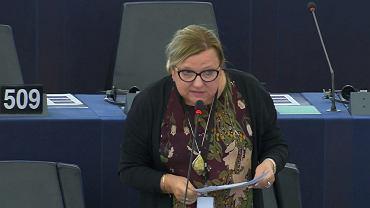 Beata Kempa w Parlamencie Europejskim