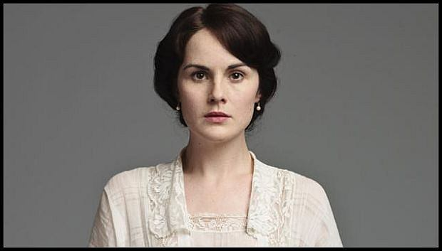 Spokojna/lady Mary Crawley/
