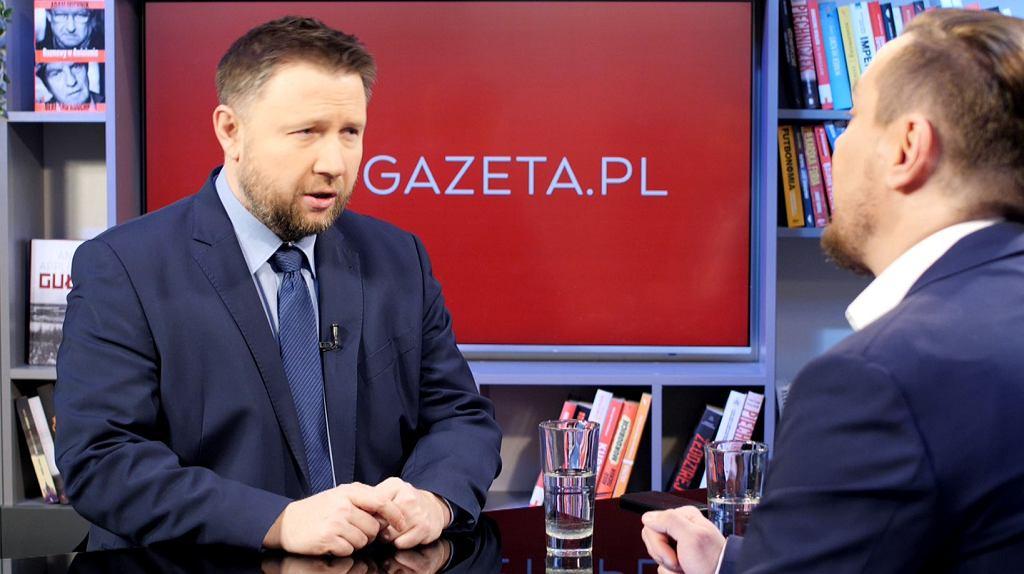 Kierwiński w Gazeta.pl