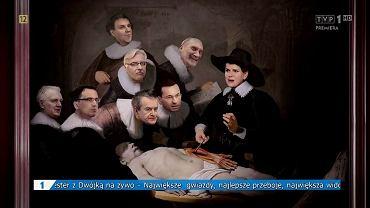 'Szopka noworoczna' TVP
