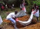 Ebola odbiera Afrykanom pracę