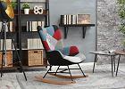 Nowoczesne fotele bujane - relaks i design w jednym