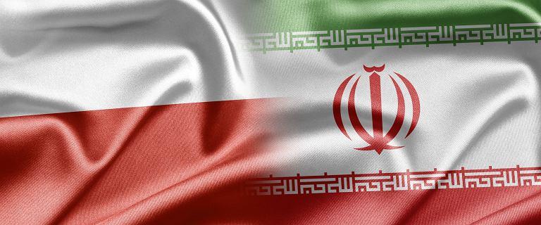 Polski wiceminister z wizytą dyplomatyczną w Iranie