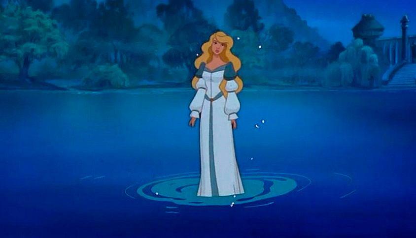 Księżniczka łabędzi / kadr z filmu, mat. promocyjne