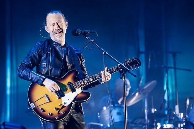 Radiohead na festiwalu Primavera Sound 2016