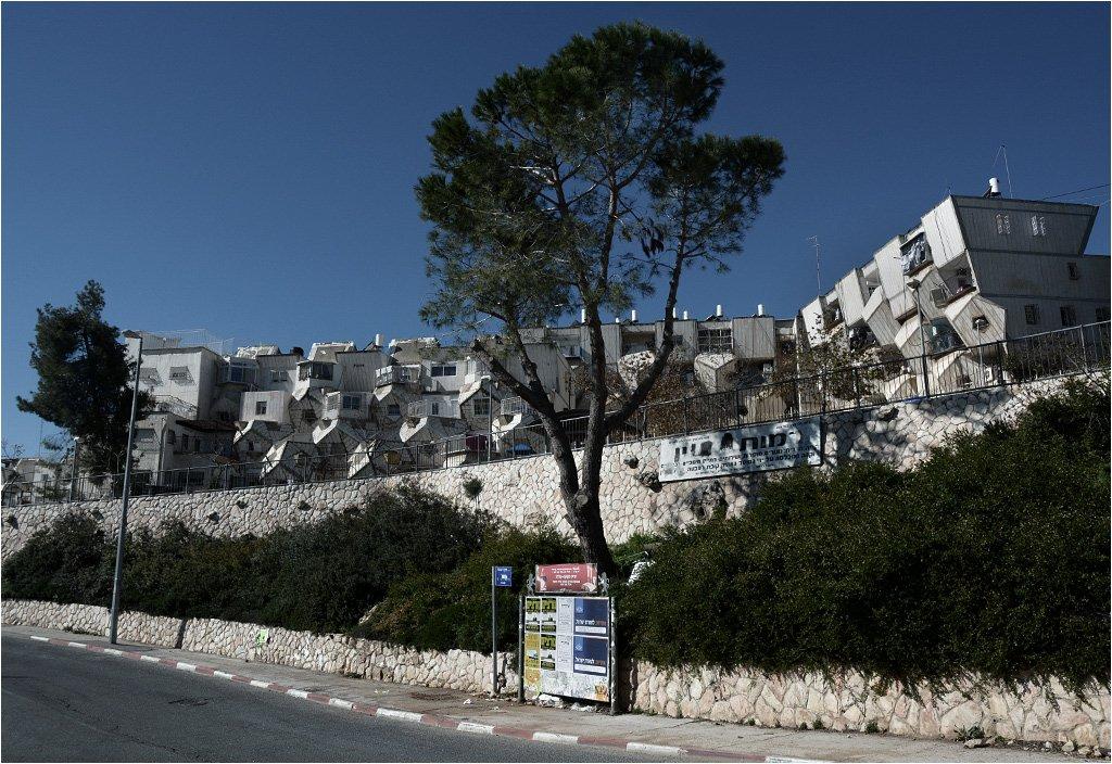 Osiedle Ramot Polin, czyli Polskie Wzgórza w Jerozolimie