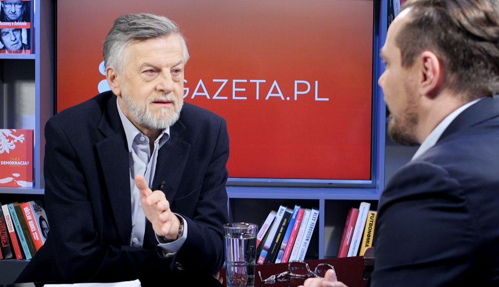 Zybertowicz w Gazeta.pl