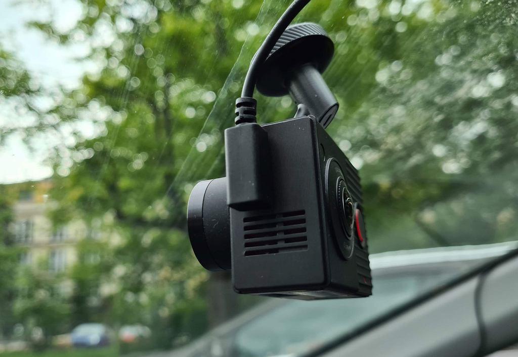 Kamera samochodowa Garmin Dash Cam Tandem