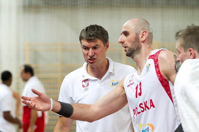 Marcin Gortat przekonuje, że za dwa tygodnie wróci do treningów z reprezentacją Polski