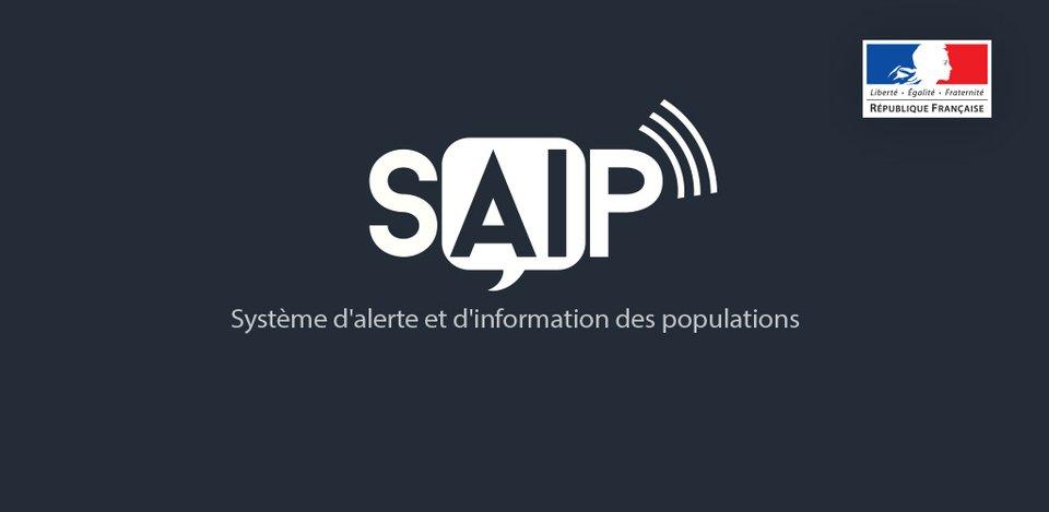 SAIP - aplikacja antyterrorystyczna