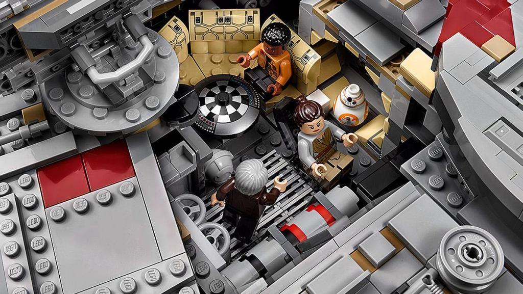Lego Sokół Millennium