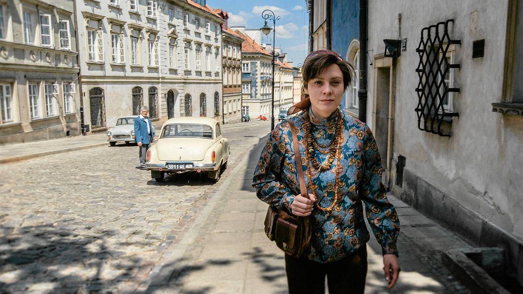 / Magdalena Boczarska w filmie 'Sztuka kochania.Historia Michaliny Wisłockiej' Fot. Jarosław Sosiński / Watchout Productions