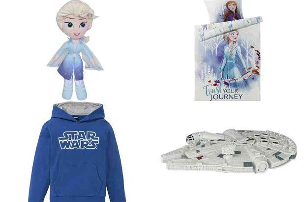 Lidl. Promocja na zdalnie zabawki z 'Krainy Lodu' i 'Gwiezdnych wojen'