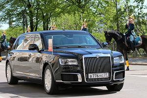 Chcesz jeździć limuzyną jak Władimir Putin? Aurus w sprzedaży już od 15 lutego