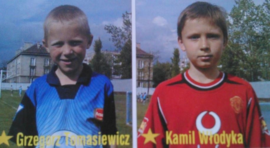 Grzegorz Tomasiewicz i Kamil Włodyka