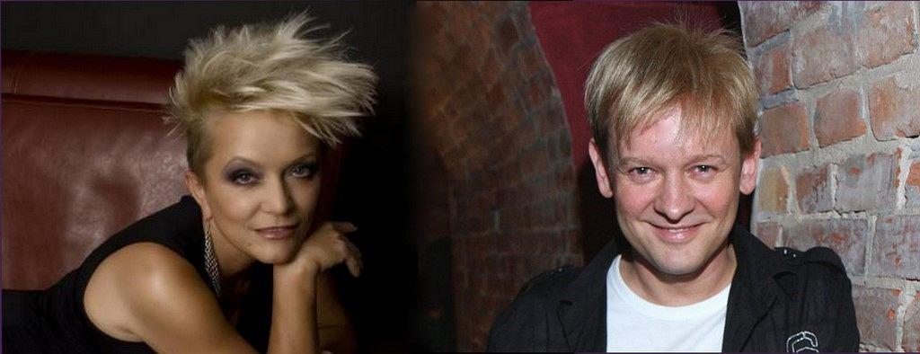 Małgorzata Ostrowska i Paweł Stasiak w Kammel SHOW