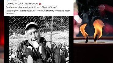 Nie żyje powstaniec warszawski płk Henryk Filipski ps. 'Jeremi'