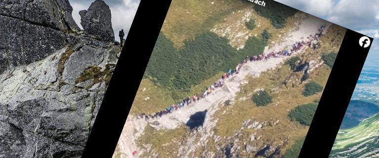 """Góry wciąż przeżywają oblężenie. """"Naród nagle odkrył w sobie górołaza"""""""