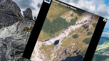 Góry wciąż są oblegane przez turystów