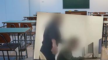 Bytów. Nauczycielka uderzyła ucznia w głowę. To podobno nie pierwszy raz [WIDEO]