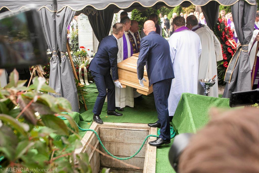 Pogrzeb biskupa Edwarda Janiaka we Wrocławiu