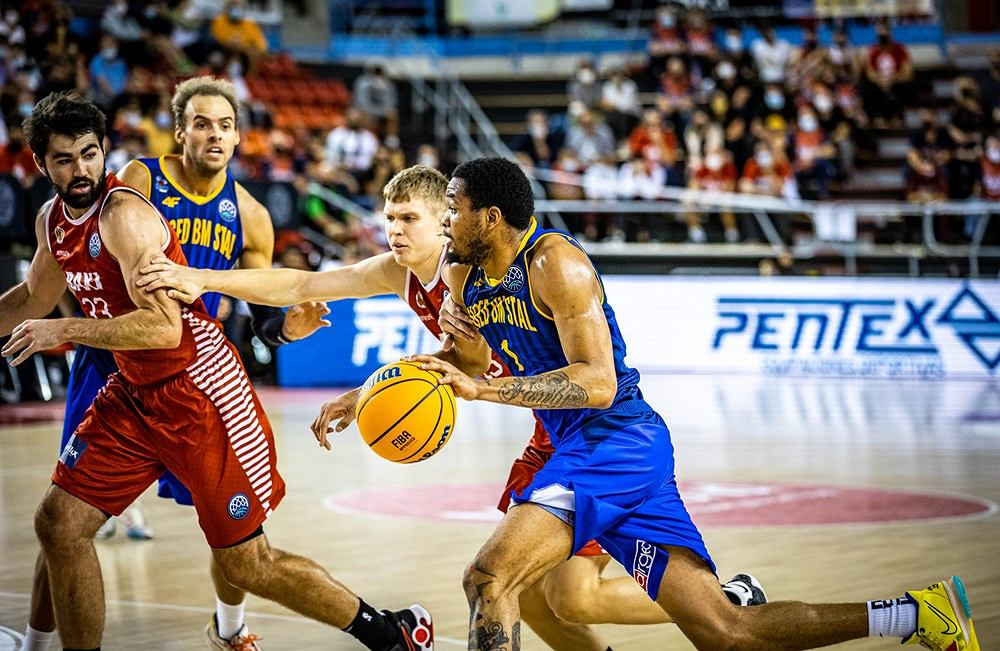 Arged BM Stal Ostrów Wielkopolski przegrała w pierwszym meczu Ligi Mistrzów z hiszpańską Baxi Manresą