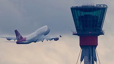 Londyn Heathrow (zdj. ilustracyjne)