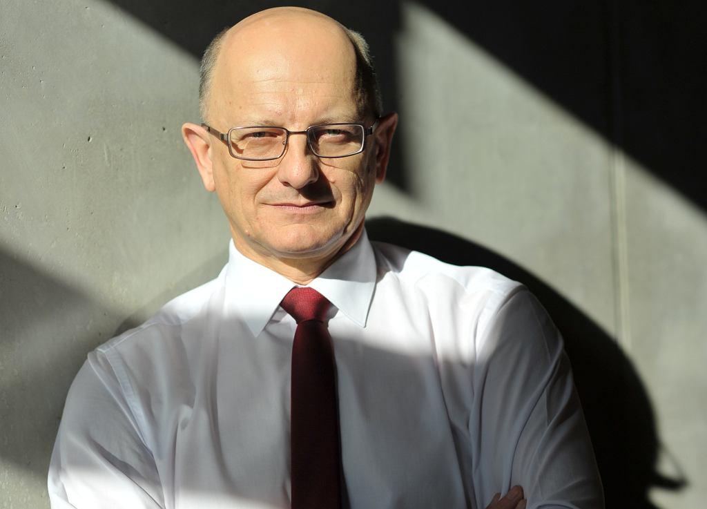 Żuk jest prezydentem Lublina od 2010 r. (fot. materiały prasowe)