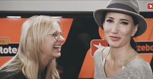 Artystka w rozmowie z Marzeną Rogalską zdradziła, dlaczego łatwiej jej się śpiewa po angielsku i co sprawia, że czuje się spełniona jako mama i piosenkarka.