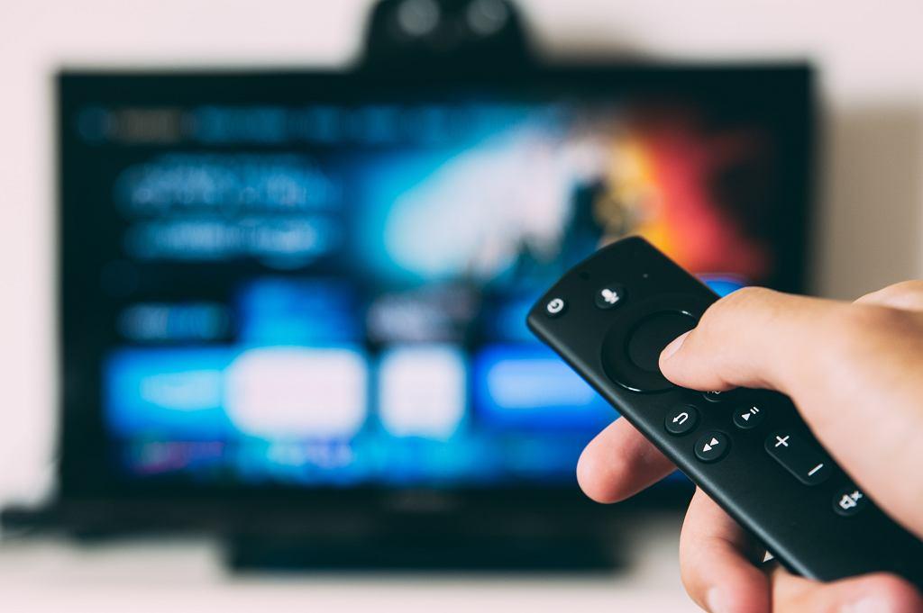 telewizja, abonament (zdjęcie ilustracyjne)