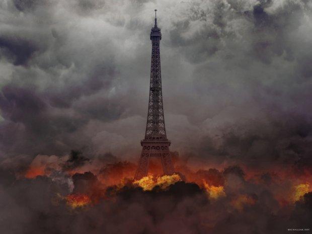 Paryż (fot. Michał Żak)