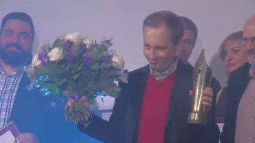 Konrad Piasecki Dziennikarzem Roku 2015