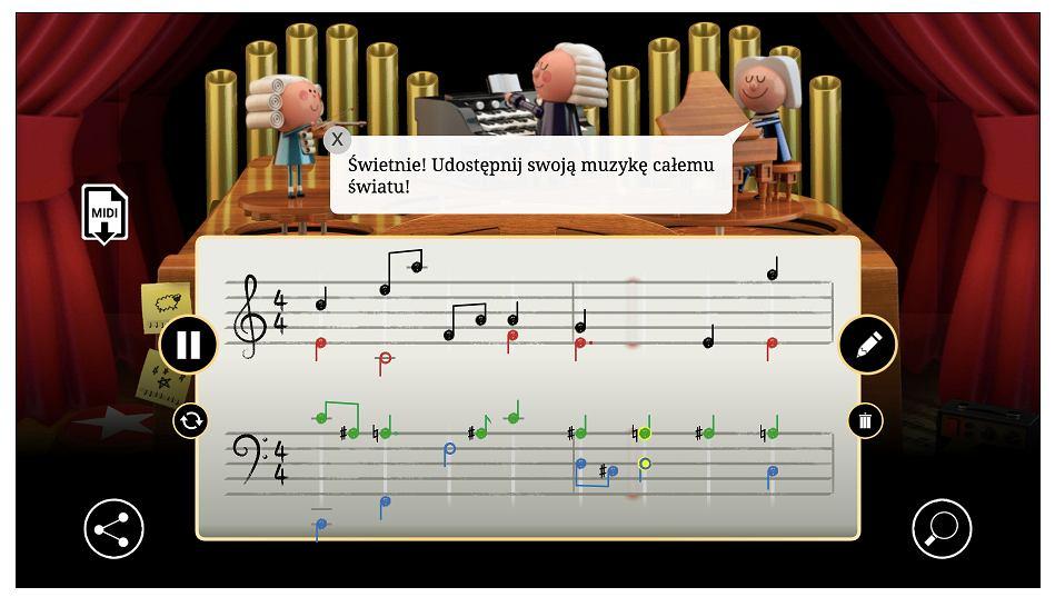 Jan Sebastian Bach i Google Doodle. Kim był Jan Sebastian Bach?