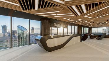 Nowe biuro Deloitte w Warszawie