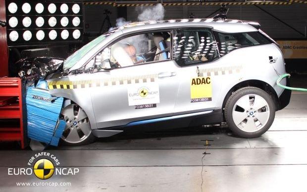 Euro NCAP | 11 nowych rozbitków