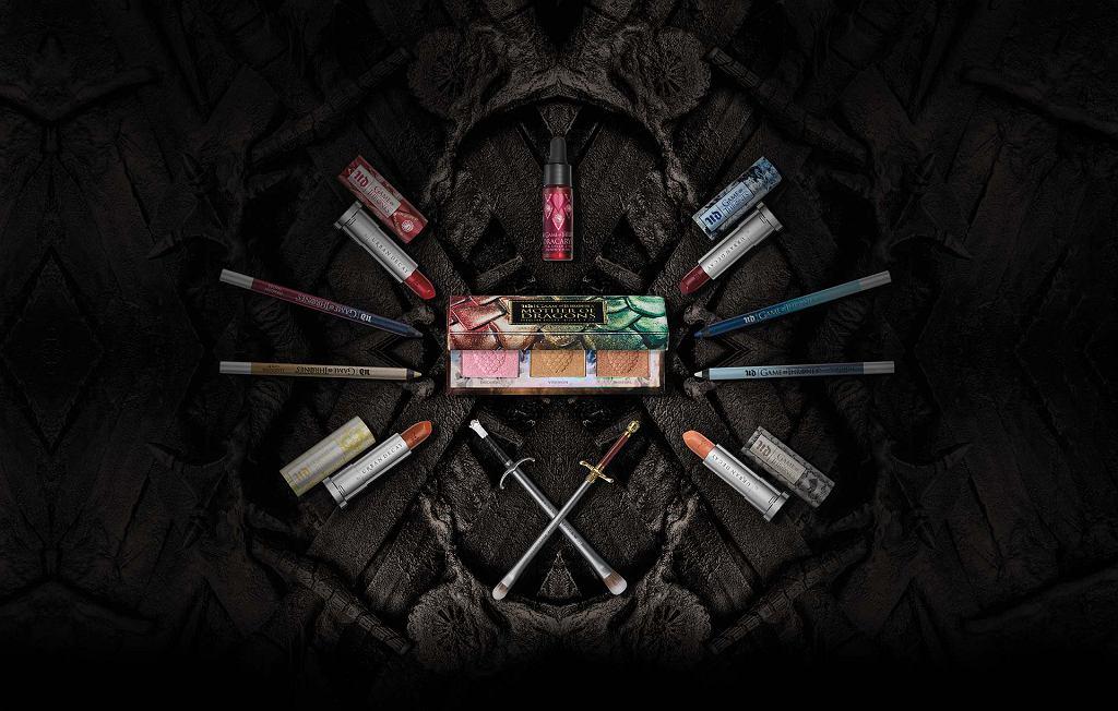 Kolekcja kosmetyków Urban Decay inspirowana serialem 'Gra o tron'