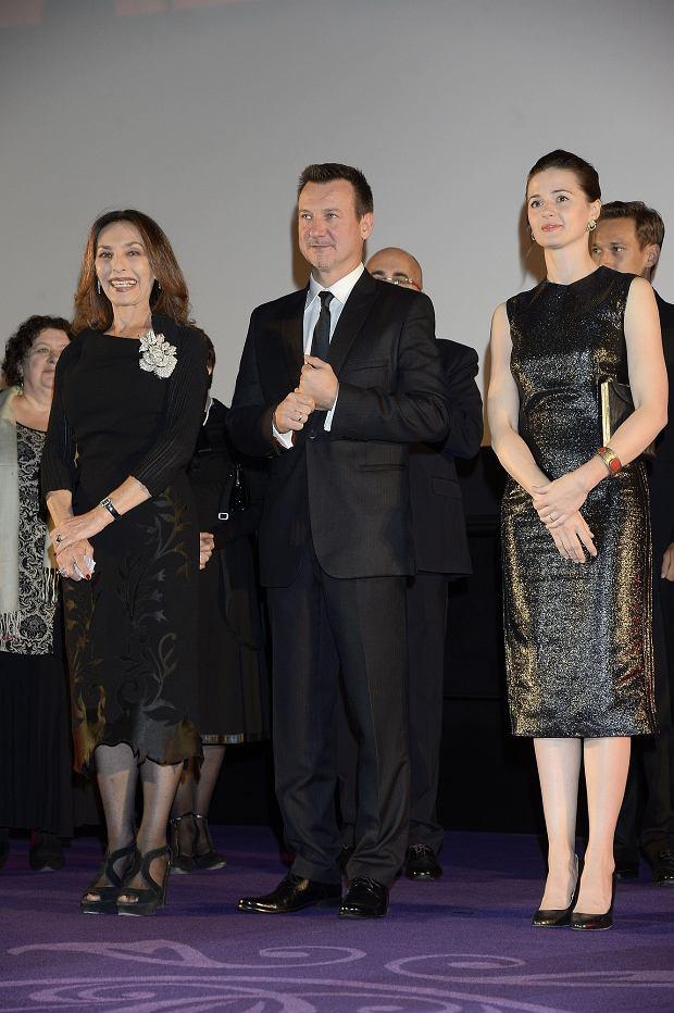 Maria Rosaria Omaggio, Agnieszka Grochowska, Robert Więckiewicz