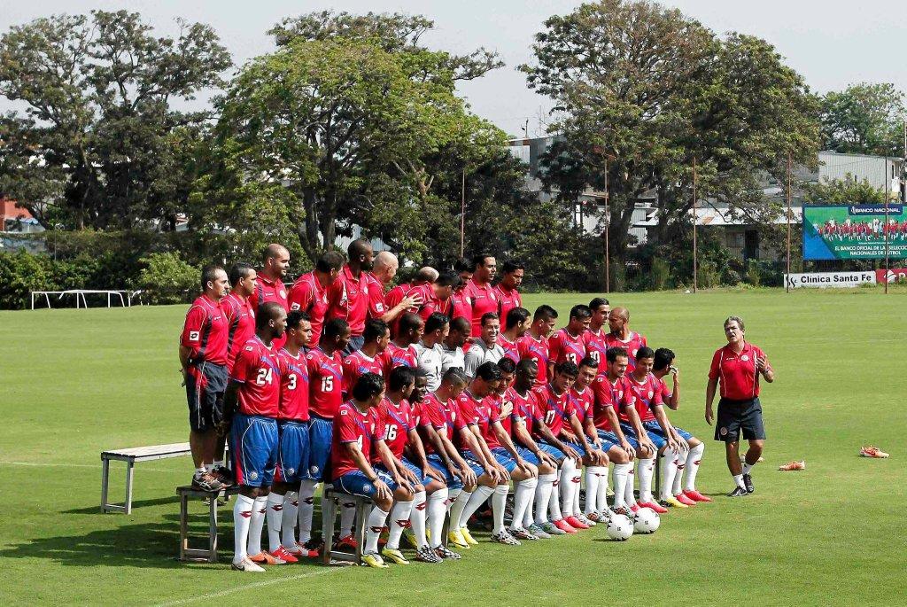 Reprezentacja Kostaryki