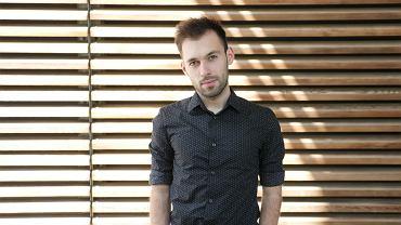 Na zdjęciu: Mateusz Warianka