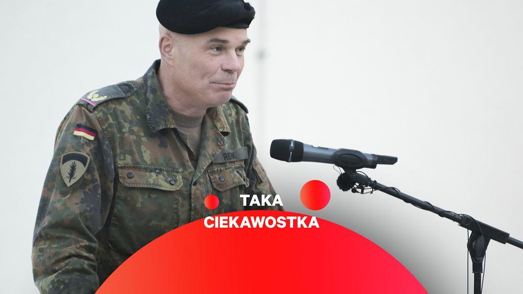 Fake news o niemieckim generale. Skąd się wziął
