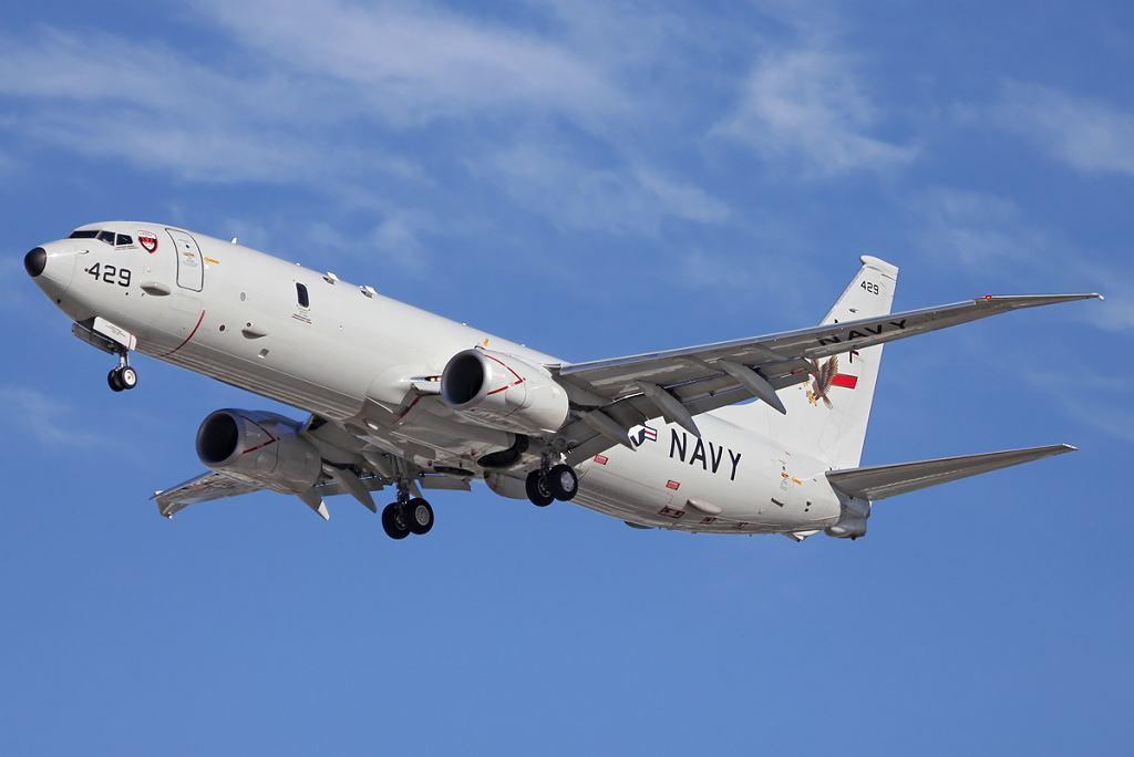 Boeing P-8 Poseidon (zdjęcie ilustracyjne)