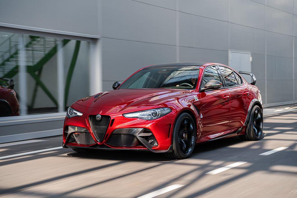 Alfa Romeo Giulia GTA i GTAm