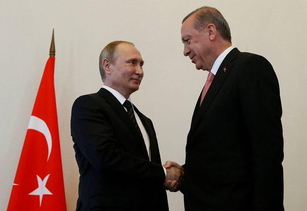 Putin i Erdogan zapowiadają odbudowę wzajemnych stosunków