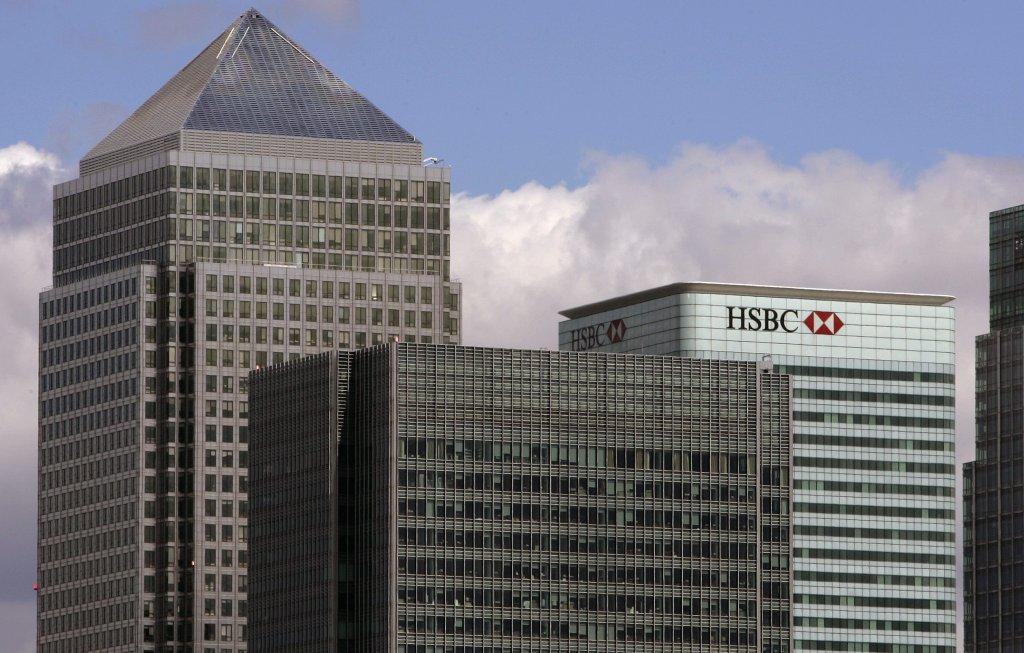 HSBC w Londynie