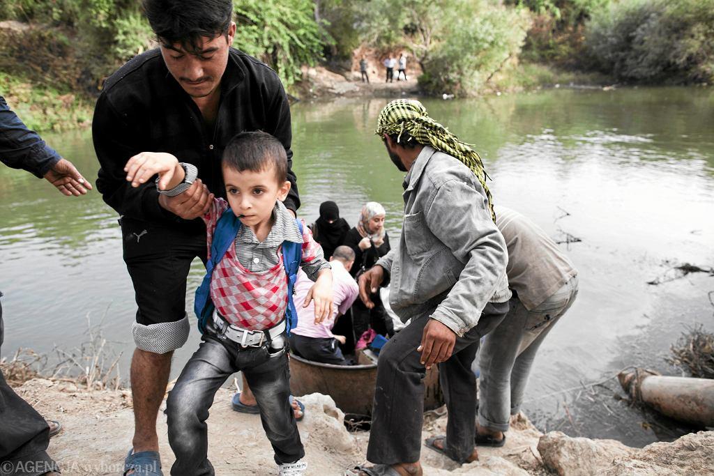 Problem na granicy Włoch. 450 uchodźców czeka na przyjęcie, wicepremier Salvini się sprzeciwia