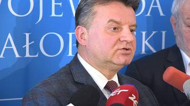 Małopolski Inspektor Sanitarny Jarosław Foremny