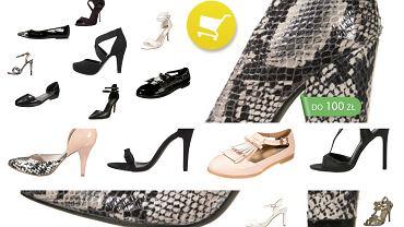 Wygodne buty na imprezę- mamy aż 15 propozycji